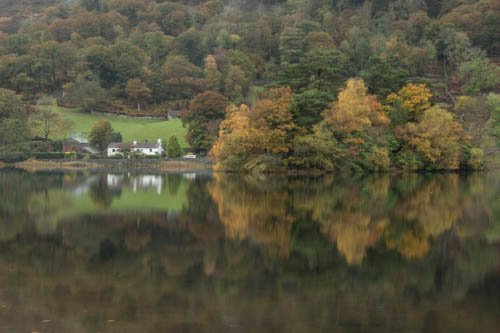 Nab Cottage by the Lake in Cumbria